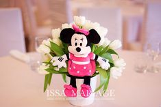 Christening, Minnie Mouse, Disney Characters, Art, Art Background, Kunst, Performing Arts, Art Education Resources, Artworks