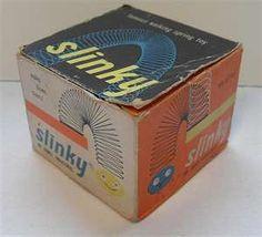 Slinky 1947.. Everyone had to have a slinky