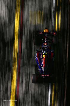 Daniel Ricciardo, Red Bull, Singapore, 2014 practice