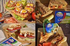 4 retete de sandvisuri cu branza sarata