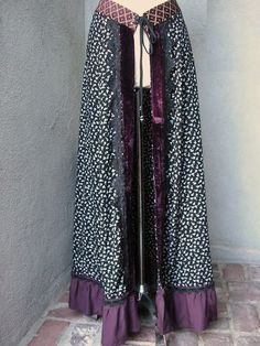 Renaissance Skirt/wrap