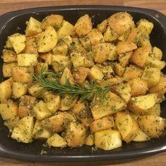 Knusprige Kräuter-Knoblauch-Kartoffeln, ein schmackhaftes Rezept aus der Kategorie Frühstück. Bewertungen: 4. Durchschnitt: Ø 3,8.