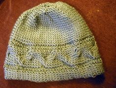 Ravelry: Tunisian Cable Hat pattern by Patrick Rodriguez