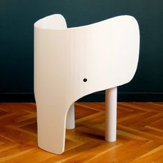 How cute is this elephant kid s chair designed by marc venot via designmilk- elephant, chair, child Posted to Souda's Tumblr From the Pinterest Board: Furniture - Modern Furnishings from Contemporary Designers