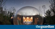 UK cabins and glampsites that are great in winter | Travel | The Guardian