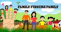 Finger Family Song of Kids || Finger Family Rhymes || Nursery Rhymes