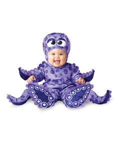 Look at this #zulilyfind! Tiny Tentacles Dress-Up Outfit - Infant by chasing fireflies #zulilyfinds