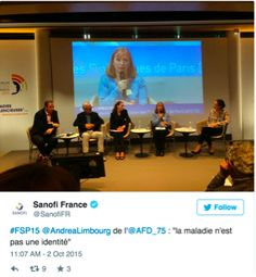 Sanofi donne un coup de pouce à la Santé Publique - Forum Santé Publique sur les maladies silencieuses - Octobre 2015