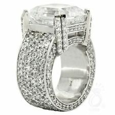 Find great deals for Fashion White Sapphire Ring 14KT White Gold Filled Wedding Women Men's Jewelry. Shop with confidence on eBay!