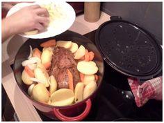 pogledajte isto tako pripremu Teleća šnicla u senf sosu https://www.youtube.com/watch?v=Er7lbfSGBFE&index=45&list=PLK2NeilA2PKwEueQcZHraboIMJguIu5Nq Pečena T...