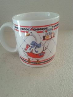 Check out this item in my Etsy shop https://www.etsy.com/listing/236553927/1985-schmid-coffee-mug