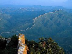Great Wall of China nice  view