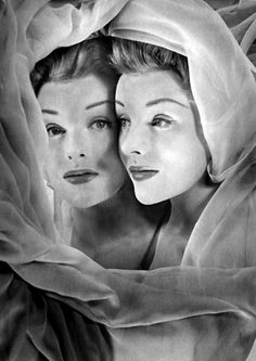 VOGUE Beauty by Erwin Blumenfeld