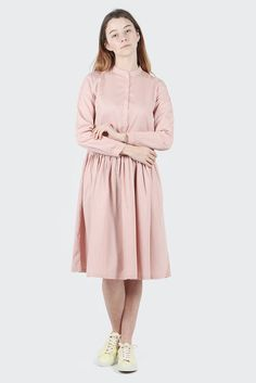 GOOD AS GOLD   Streetwear, Fashion, Sneakers & Accessories — Foundation Dress - Rose