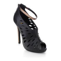 Machi Jovena-2 Women's Fashion Peep Toe High Heels