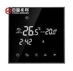Touch Screen Electric Floor Heating Thermostats Photo, Detailed about Touch Screen Electric Floor Heating Thermostats Picture on Alibaba.com.