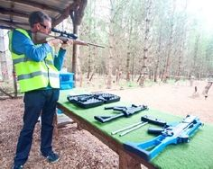 Air Rifle and Pistol Shooting Experience in Sussex This superb Air Rifle and Pistol Shooting Experience in Sussex is a fantastically unique experience that makes the perfect family day out, corporate event, birthday, stag or hen do, experience gift fo http://www.MightGet.com/january-2017-11/air-rifle-and-pistol-shooting-experience-in-sussex.asp