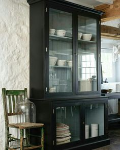 Lovely Recessed Display Cabinet