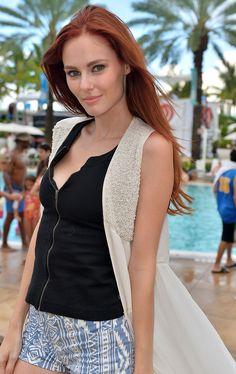 PHOTOS Alyssa Campanella à iHeartRadio 2013 Ultimate Pool Party à Miami - Photos Alyssa Campanella