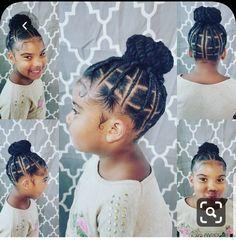 hair hair hair Shrinkage Inspo: 12 Natural Hair Styles That Embrace Shrinkage Toddler Braided Hairstyles, Toddler Braids, Black Kids Hairstyles, Natural Hairstyles For Kids, Braids For Kids, Girls Braids, Hair Girls, Easy Hairstyle, Wedding Hairstyle