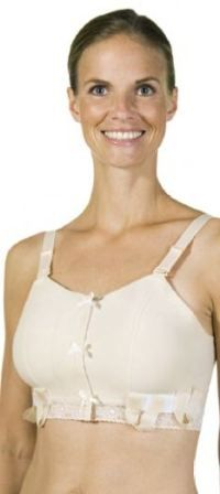9c362ad569672 Marena Mastectomy Bra w Loops   Adjustable Straps - Refurbished
