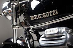 Moto Guzzi 850 T - Albion Motorcycles