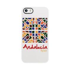 Andalusian Tiles 1 iPhone 5/5S Deflector