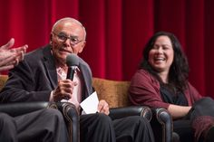 """Actor John Saxon and Shannon Lee, daughter of Bruce Lee at the anniversary screening of """"Enter the Dragon"""" presented by the Academy in celebration of the new exhibition """"Kick Ass!: Kung Fu Posters from the Stephen Chin Collection"""" Brandon Lee, Bruce Lee, John Saxon, Sharon Lee, Dragon Family, Kung Fu Movies, Good Lawyers, Enter The Dragon, Actor John"""