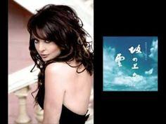 Sarah Brightman sang Japanese TV drama theme song