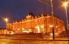The Imperial Hotel, Blackpool #travelinspiration