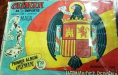 """COLECCIÓN CROMOS """"OLIMAN AS DEL DEPORTE"""" 1961"""