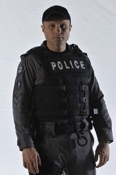 2nd favorite flashpoint character: Sgt. Greg Parker (Enrico Colantoni) from Flashpoint