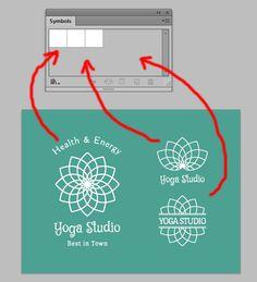 Умный шаблон для размножения картинок в Adobe Illustrator ~ Записки микростокового иллюстратора