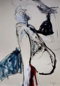 Figure Painting, Figure Drawing, Painting & Drawing, Modern Art, Contemporary Art, Life Drawing, Portrait Art, Artist Art, Figurative Art
