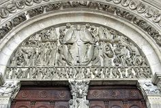 Autun - Cathedrale St-Lazare, Burgundy
