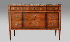 French Furniture, Louis Xvi, Wood Crafts, Dresser, Tables, Antique, Bedroom, Home Decor, Home
