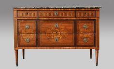 French Furniture, Louis Xvi, Wood Crafts, Dresser, Antique, Bedroom, Home Decor, Houses, Antique Furniture