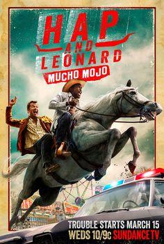 Hap and Leonard season 2 mucho mojo james purefoy