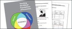 Teaching the Ethical Foundations of Economicscontains by CEE; 10 lessons that reintroduce an ethical dimension to economics in the tradition of Adam Smith, who believed ethical considerations were central to life. Utilizing these innovative instructional materials your students will learn about the important role ethics and character play in a market economy and how, in turn, markets influence ethical behavior. -The Council for Economic Education-