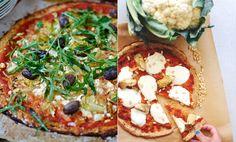 lla som tror att pizzabotten gjord på blomkål antingen smakar kartong eller är alldeles svampig i konsistensens, testa det här receptet!