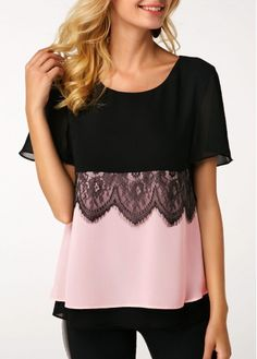 Women Blouse Designs, Women Blouses And Tops, Formal Blouses For Women Page 5 Trendy Tops For Women, Blouses For Women, Formal Blouses, Blouse Dress, Blouse Designs, Dame, Fashion Dresses, Womens Fashion, Emo Fashion
