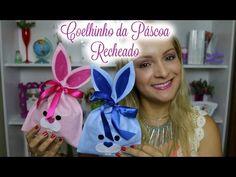 Coelhinho da Páscoa Recheado | Por Glaucia Sioli - YouTube