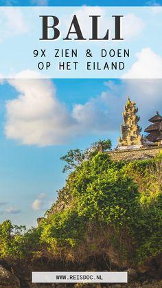 Bali sights: 10 times to see and do on this island Reisdoc.nl - Are you going to Bali soon? Winter Sun Holidays, Bali Baby, Bali Lombok, Komodo Island, West Papua, Jimbaran, Bali Travel, Vietnam Travel, Ubud