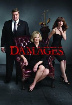 Damages: The Complete Fourth Season ~ Glenn Close   ~~   Just finished watching this!!  Love the show & the characters!!  :o)