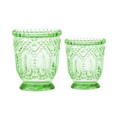 4 Farben Teelichthalter Kerzenhalter Kerzenständer Windlicht Shabby Teelicht