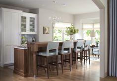 Gorgeous island legs | Cherry Hills Remodel - transitional - kitchen - denver - Exquisite Kitchen Design