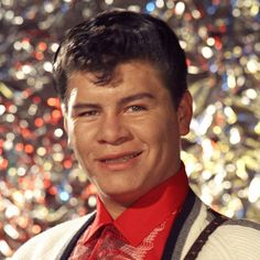 Ritchie Valens (born Richard Steven Valenzuela; May 13, 1941 – February 3, 1959) was a Mexican-American singer, songwriter and guitarist.  Died age 17 - plane crash
