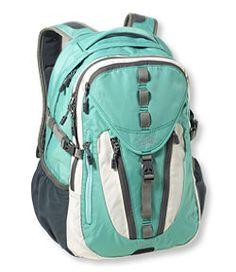 #LLBean: Quad Backpack