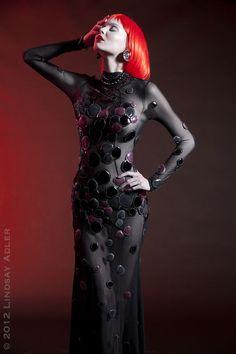Tete Rouge Fashion Editorial, Zink Magazine, by Lindsay Adler