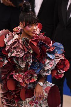 Met gala 2017 Rihanna